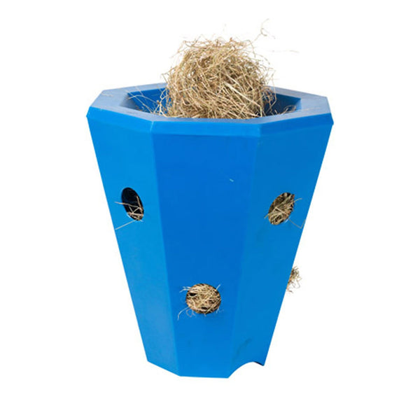 Hay Roller in Blue Display 13184