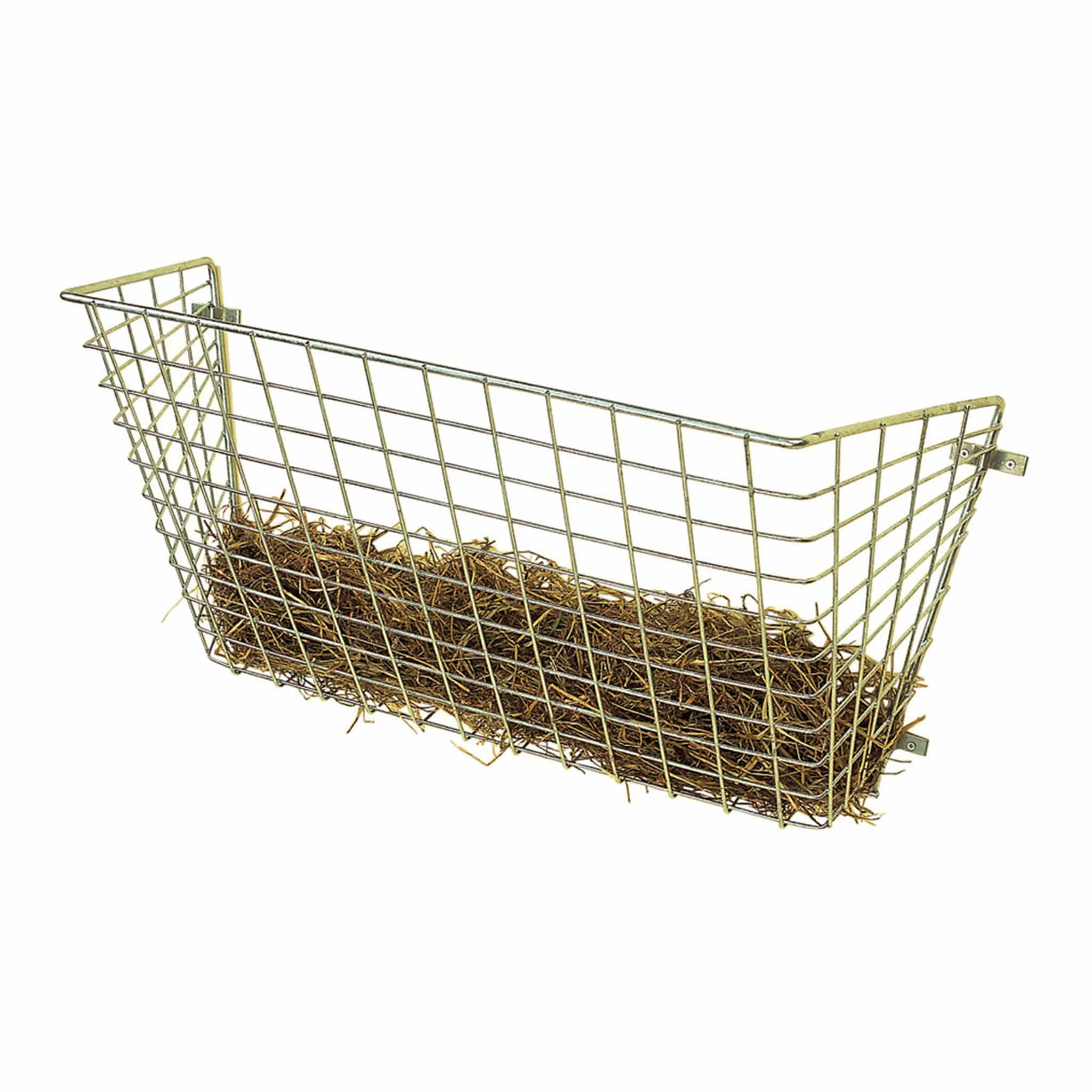 Stubbs Haylage Rack in Silver 7910