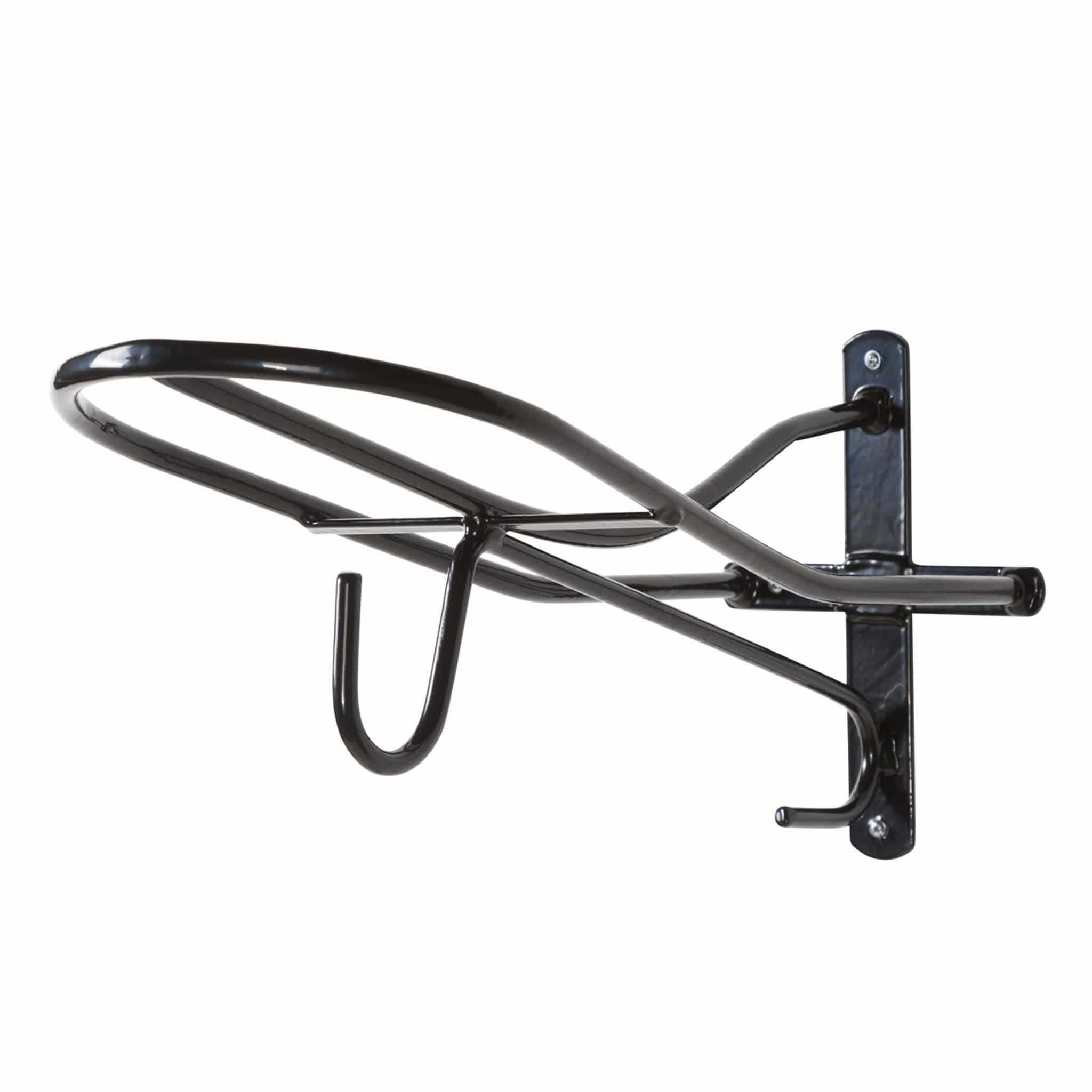 Stubbs Saddle Hook in Black STB2725