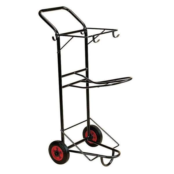 Stubbs Tack Trolley Flat Front STB0510