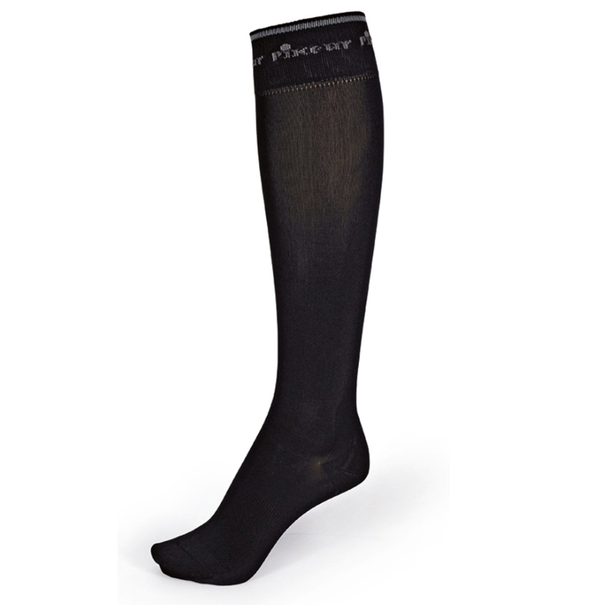 Pikeur Summer Knee Socks Navy And Black 1722