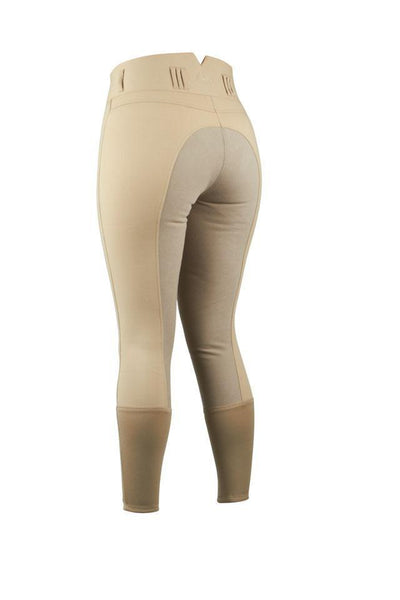 Dublin Supa Embrace Performance Full Seat Ladies Breeches - EQUUS