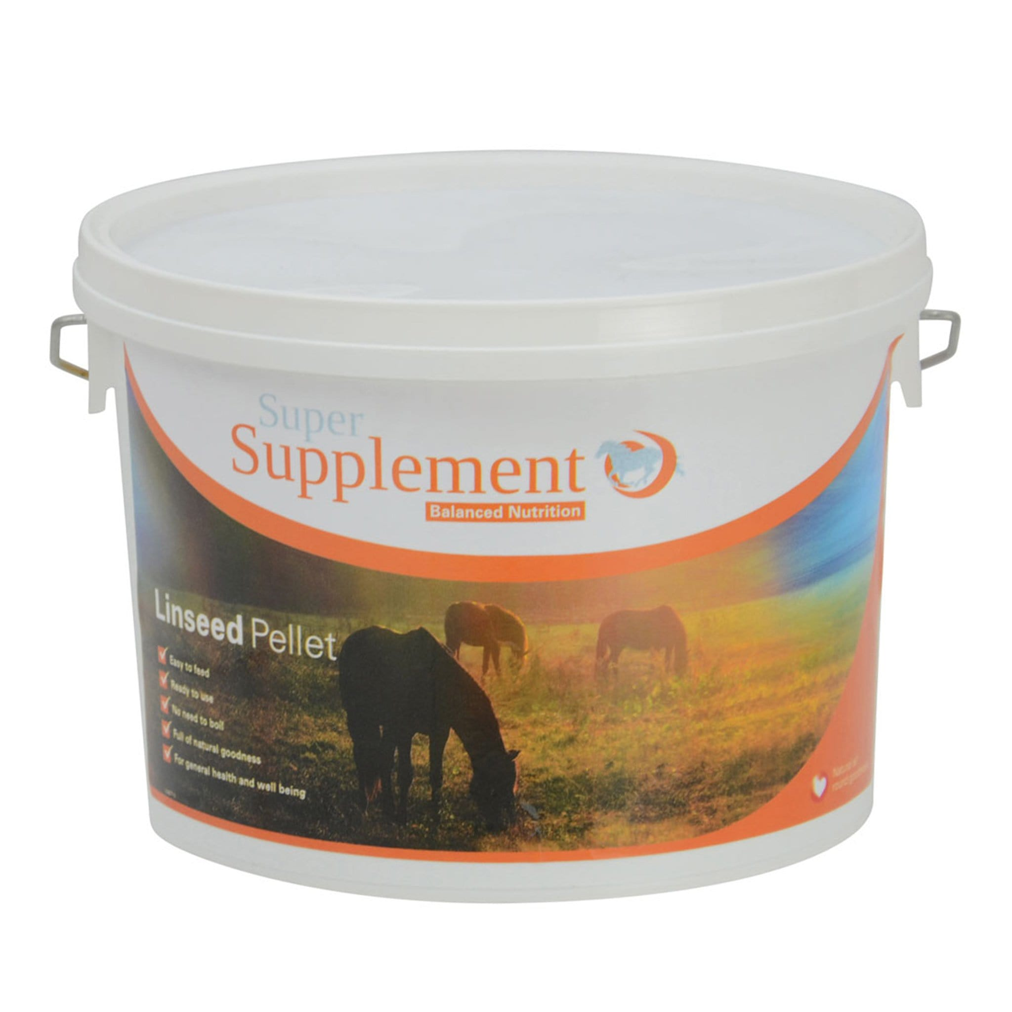 Super Supplement Linseed Pellet 20251 2Kg