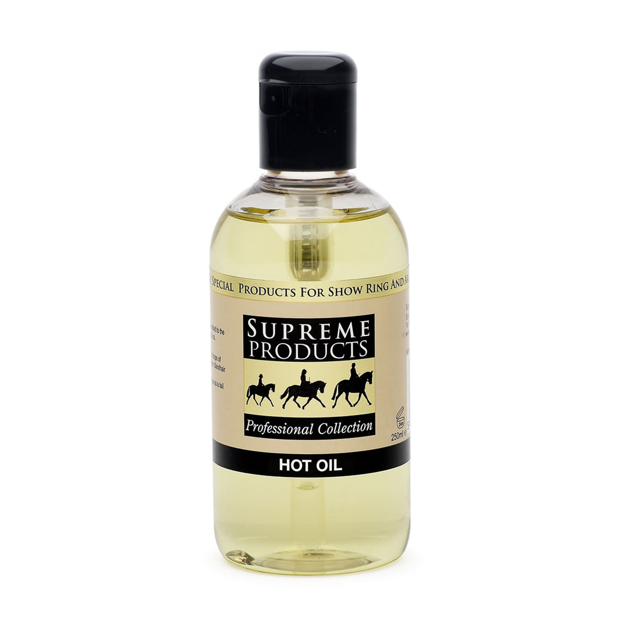 Supreme Products Hot Oil 21796