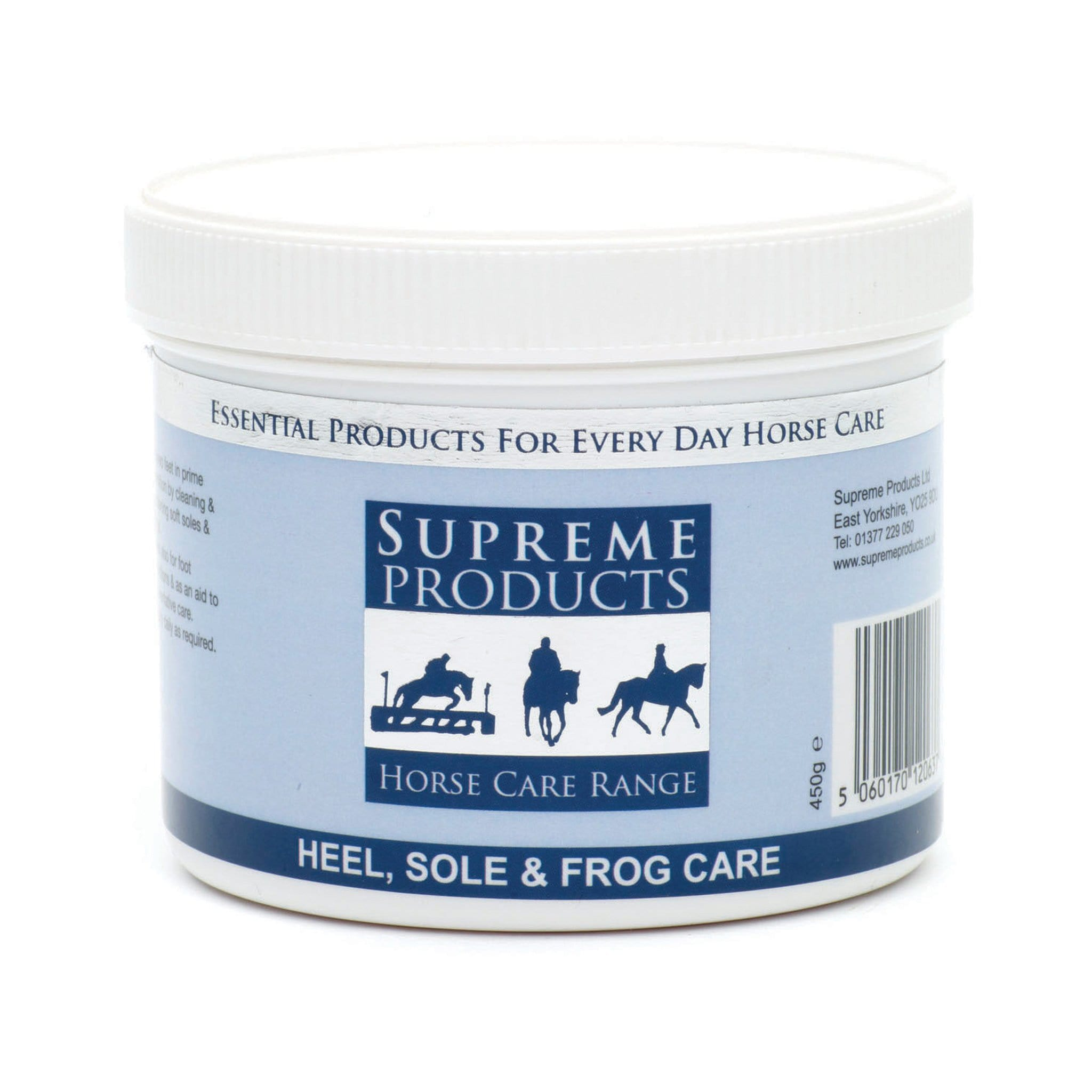 Supreme Products Heel, Sole & Frog Care 450G 3006
