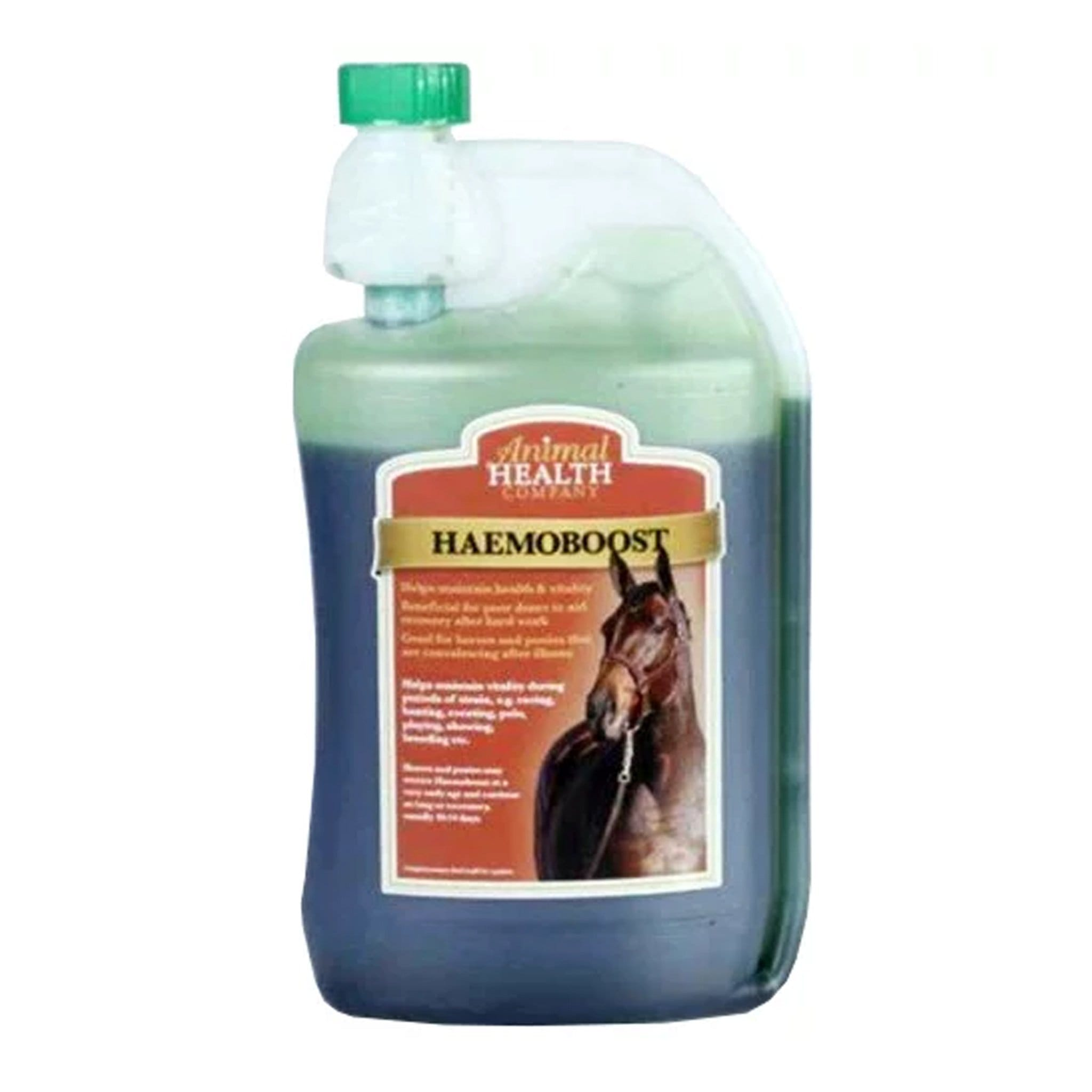 Animal Health Company Haemoboost Supplement 1 Litre SPE0002