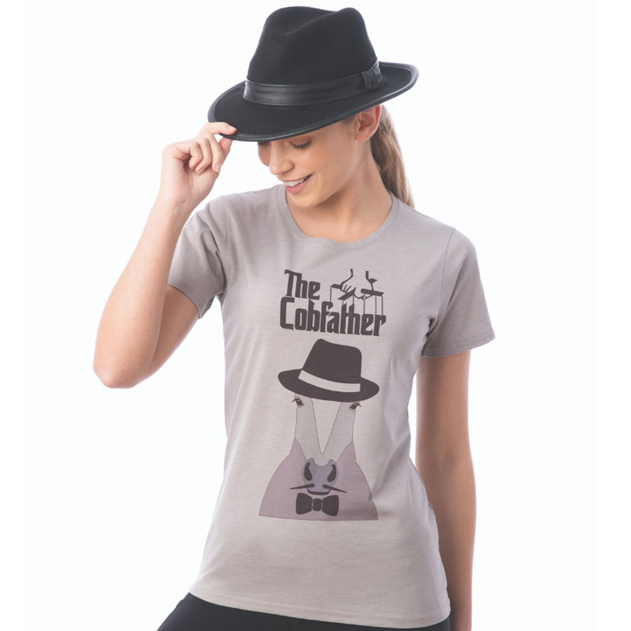 Equetech The Cobfather Novelty Tee COB.