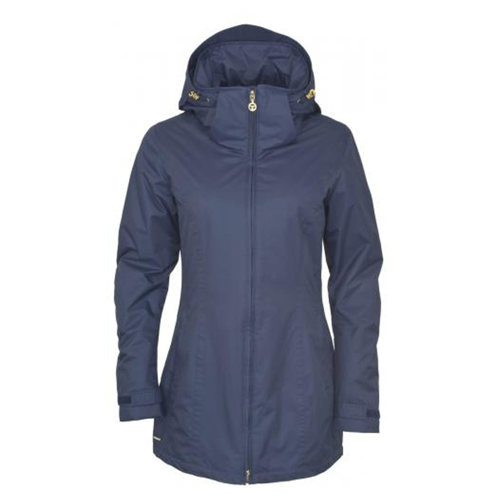 Toggi Aberford Ladies Riding Coat Blue