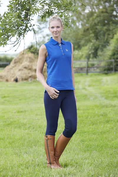 Toggi Blair Ladies Winter Breeches worn by Model in Field