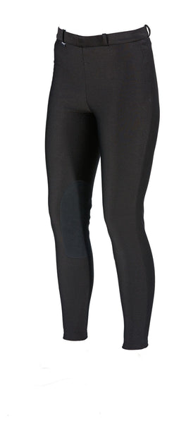 Toggi Blair Ladies Winter Breeches in Black Front View