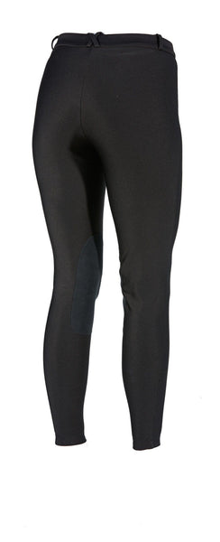 Toggi Blair Ladies Winter Breeches in Black Rear View