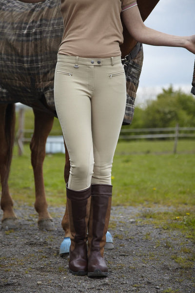 Toggi Bramham Ladies Breeches worn by Rider