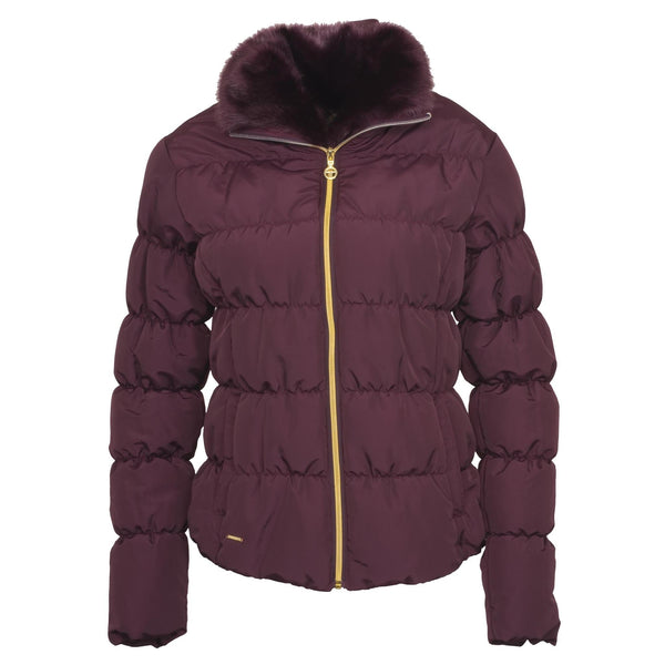 Toggi Branagh Ladies Padded Jacket Berry