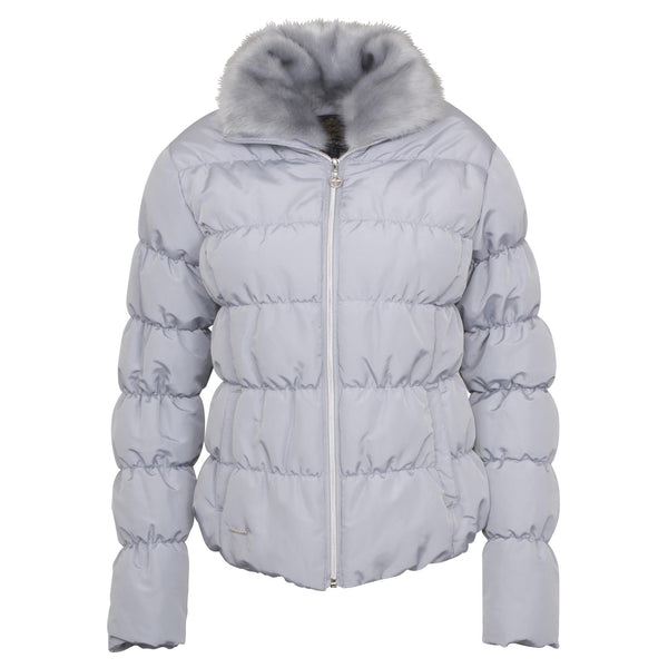 Toggi Branagh Ladies Padded Jacket Pebble