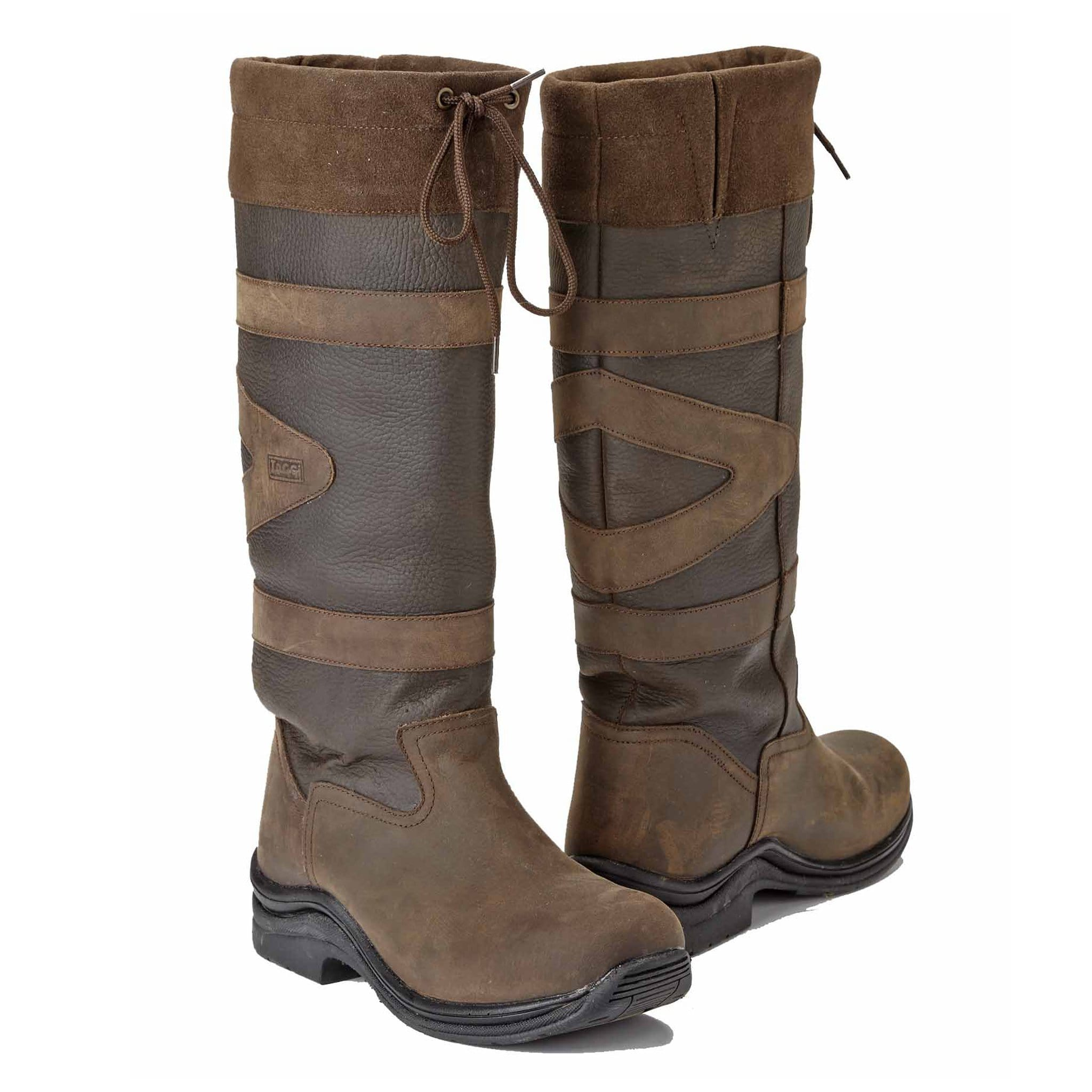 Toggi Canyon Boot Chocolate Brown