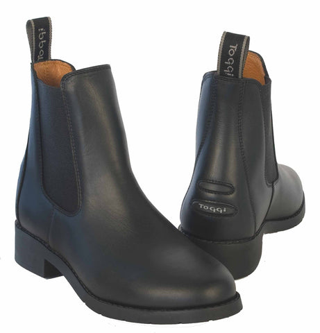 Toggi Epsom Leather Jodhpur Boot - EQUUS