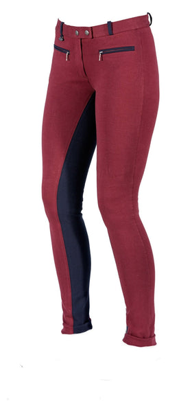 Toggi Eridge Ladies Two Tone Jodhpurs
