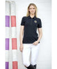 Toggi Groveland Polo Shirt in Black Rider