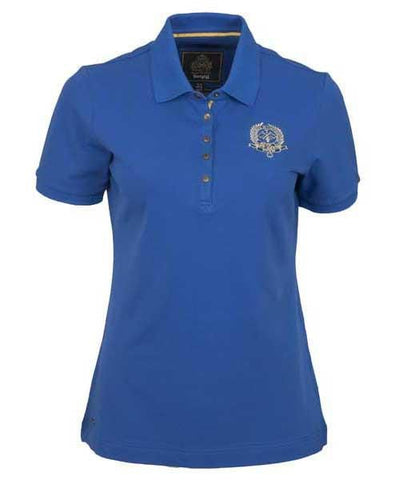Toggi Groveland Polo Shirt in Royal Blue Front