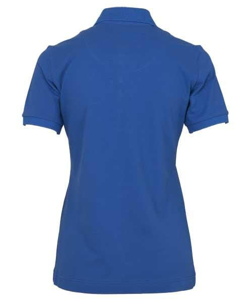 Toggi Groveland Polo Shirt in Royal Blue Rear