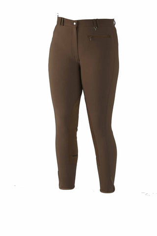 Toggi Isis Ladies Everyday Breeches in Chocolate