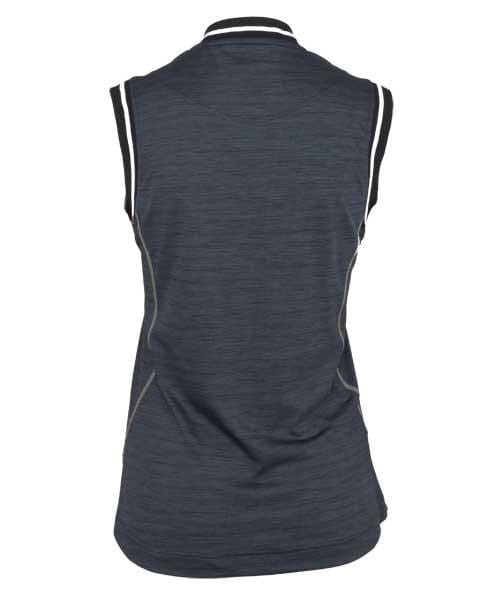 Toggi Jefferson Sleeveless Polo Shirt Rear