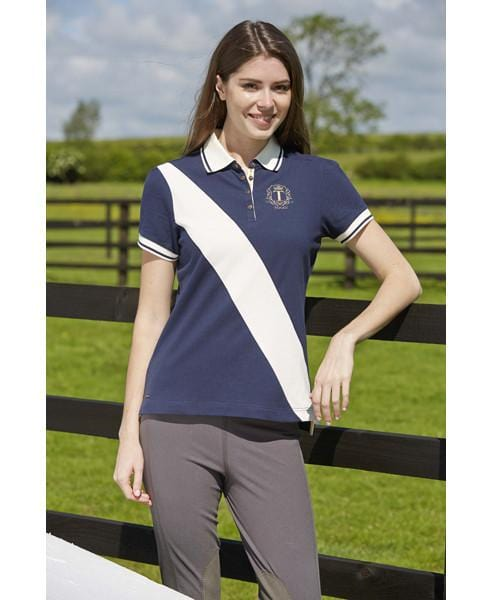 Toggi Melinda Ladies Panelled Polo Shirt - EQUUS