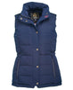 Toggi Mondello Ladies Gilet in Night Blue Front View