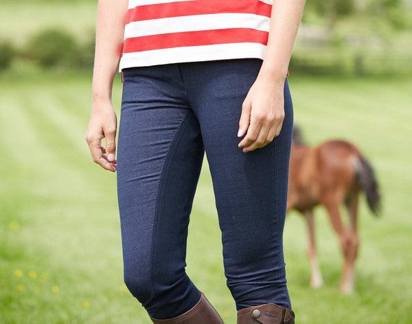 Toggi Somerford Ladies Full Seat Jodhpurs worn by Model