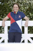 Toggi Team GBR Blair Ladies Cut & Sew Polo Shirt - EQUUS