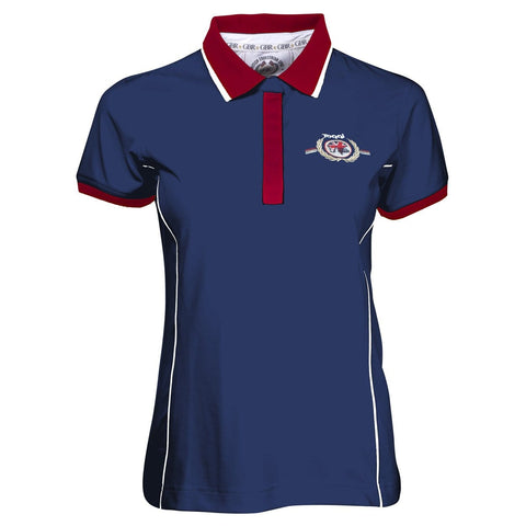 Toggi Team GBR Grenoble Ladies Polo Shirt