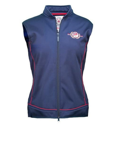 Toggi Team GBR Melbourne Riding Gilet Front