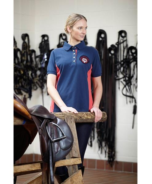 Toggi Team GBR Rome Ladies Cut & Sew Polo Shirt