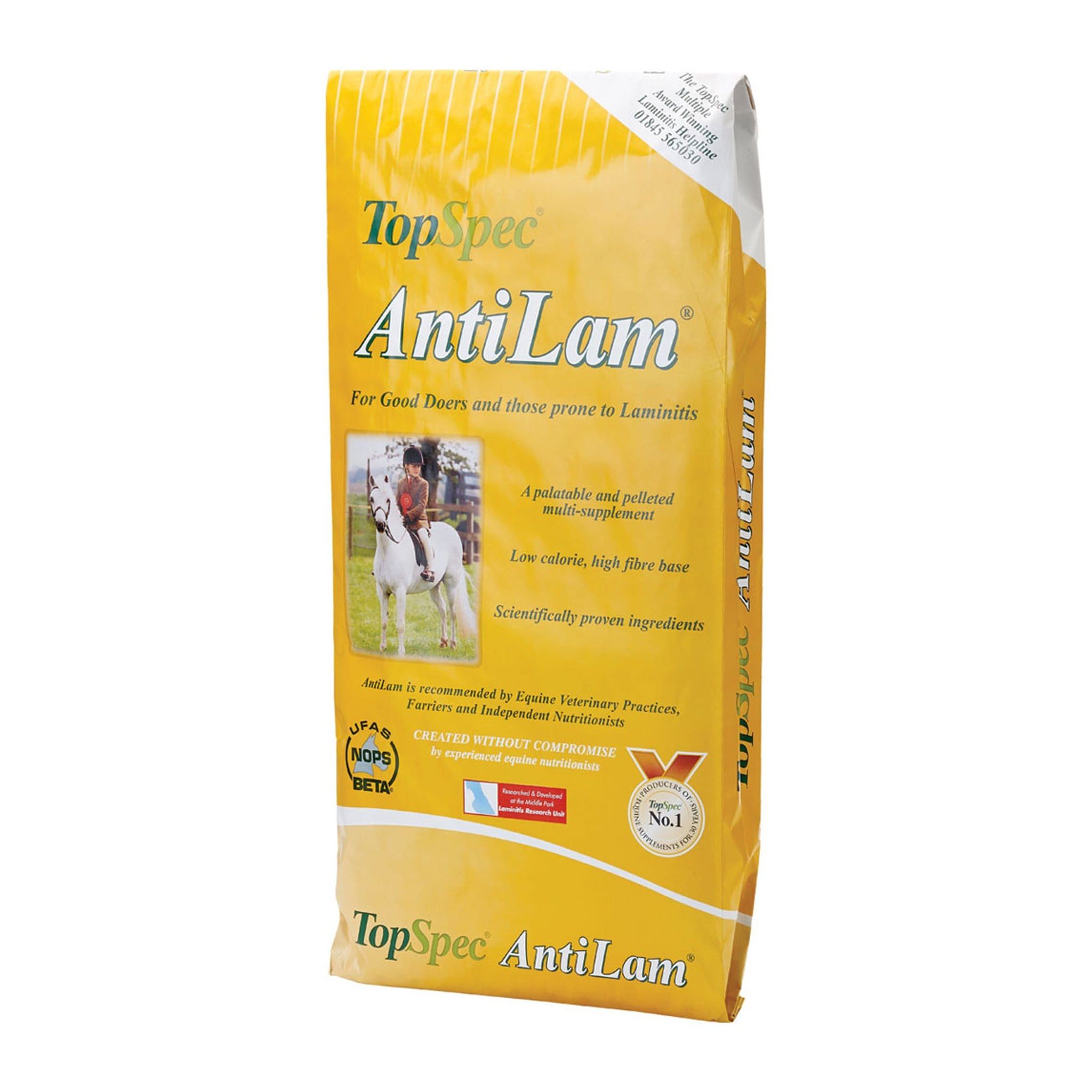 TopSpec Antilam Supplement 15KG 8370