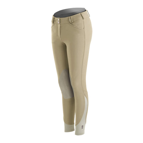 Tredstep Symphony Nero Ladies Knee Patch Breech - 24 / Tan | EQUUS
