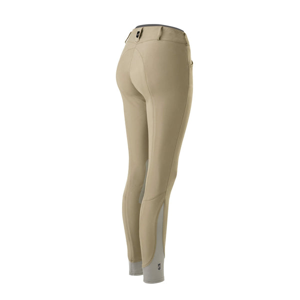 Tredstep Symphony Nero Ladies Knee Patch Breech - EQUUS