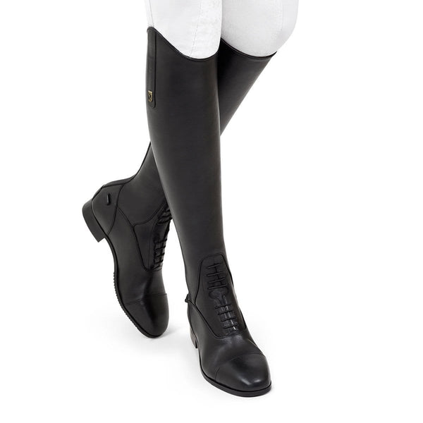 Tredstep Donatello SQ Field Boot - 37 / Black / XS/REG | EQUUS