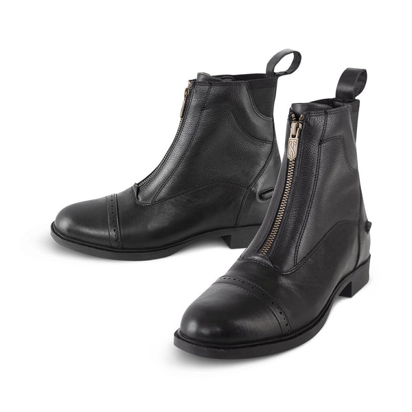 Tredstep Giotto II Front Zip Paddock Boots