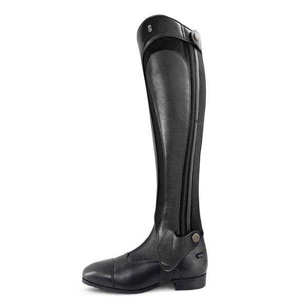 Tredstep Medici Air Half Chap in Black