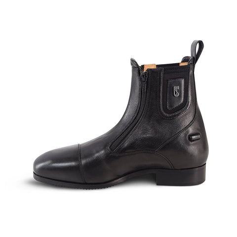 Tredstep Medici Paddock Boot with Double Zip in Black