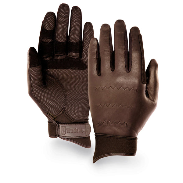 Tredstep Show Hunter Glove in Brown