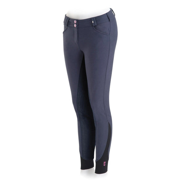 Tredstep Symphony Rosa Full Seat Breeches - 24 / Regular / Rosa French Blue | EQUUS
