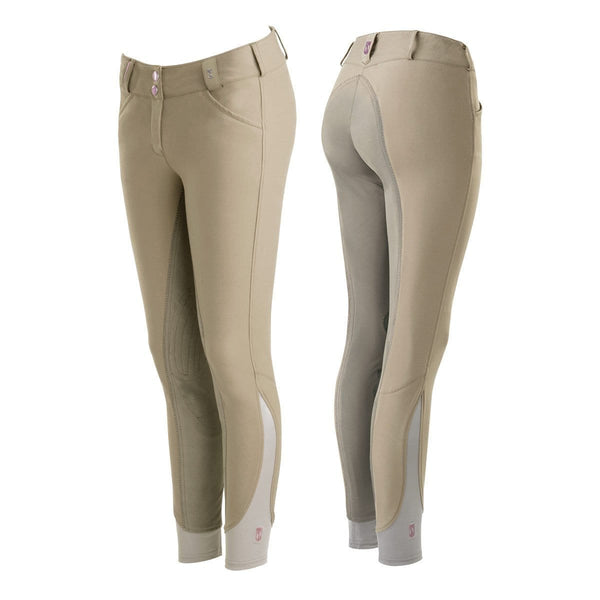 Tredstep Symphony Rosa Full Seat Breeches - EQUUS