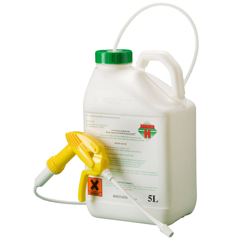 Barrier H Ragwort Killer BAR0500