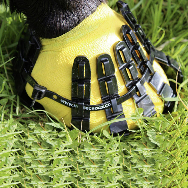 Vet Strider Poultice Boot Lifestyle Yellow Bandage 631007