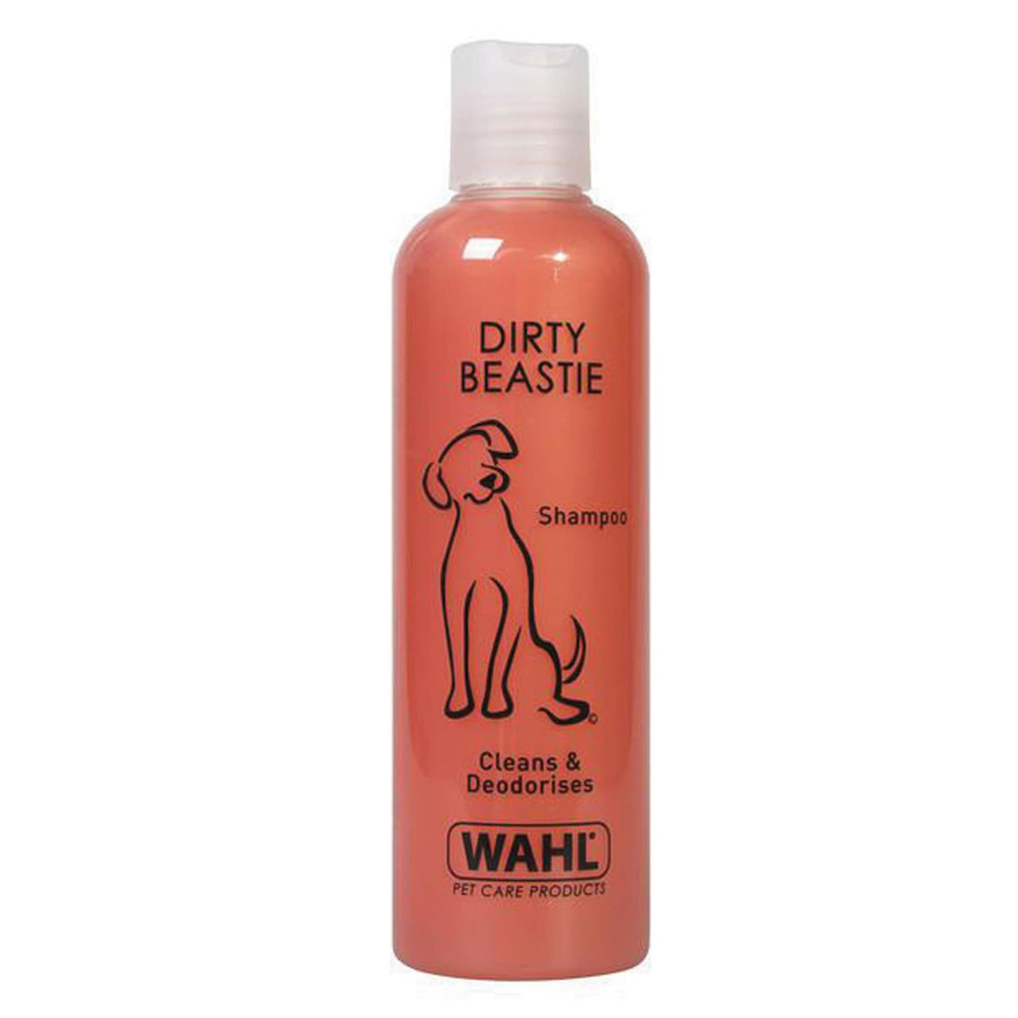 Wahl Dirty Beastie Dog Shampoo 250ml 1855