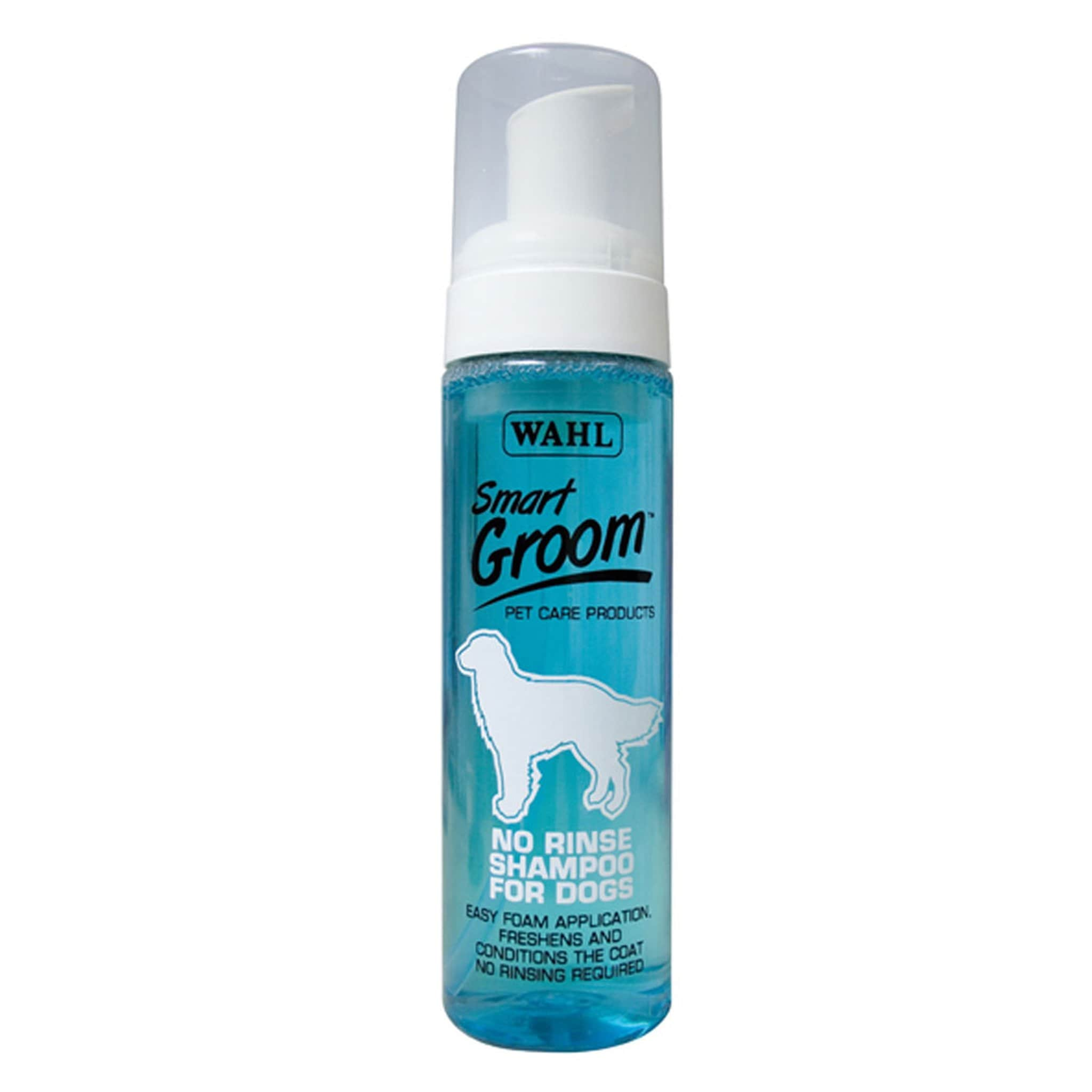 Wahl No Rinse Dog Shampoo 240ml 2010