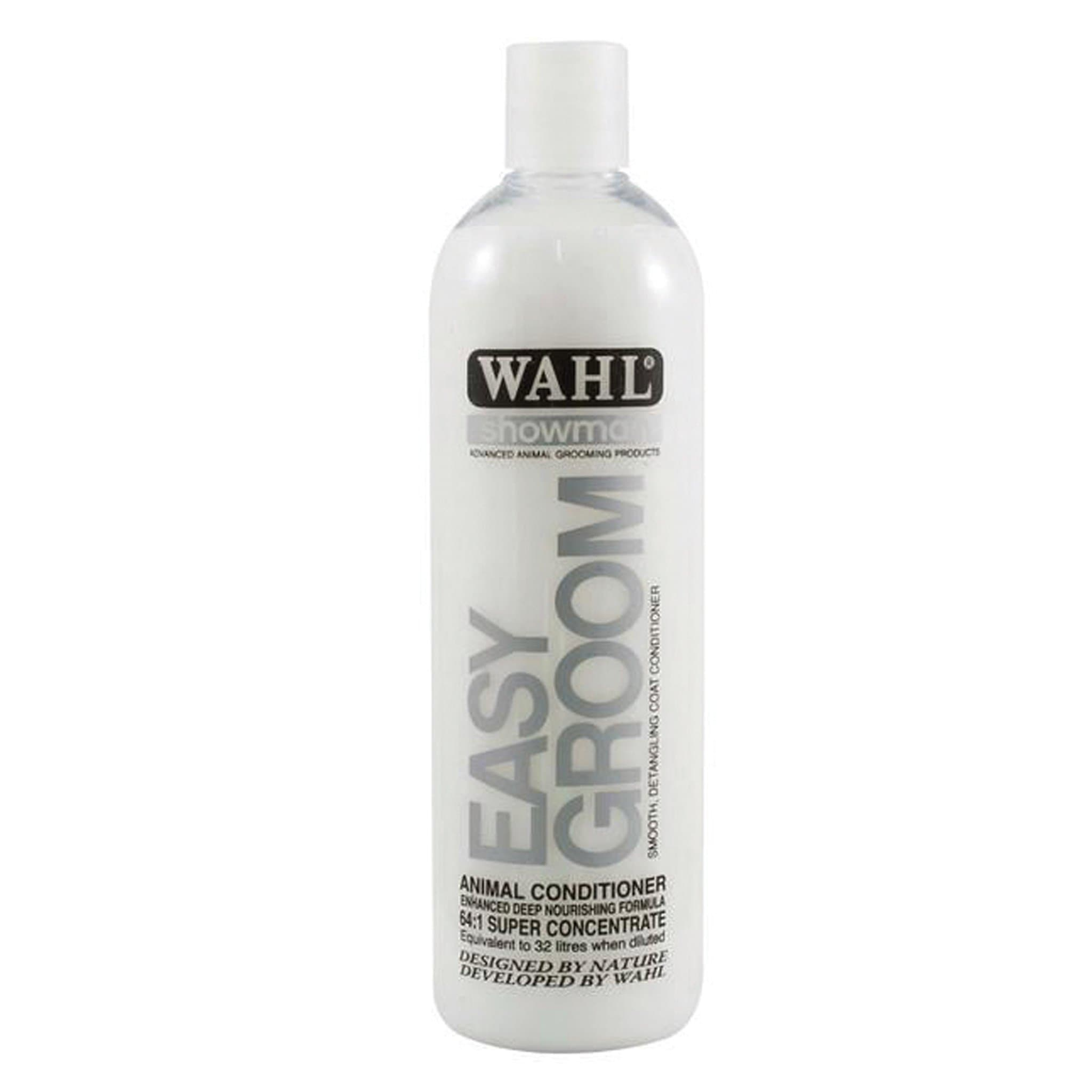 Wahl Showman Easy Groom Conditioner 500ml WHL0130