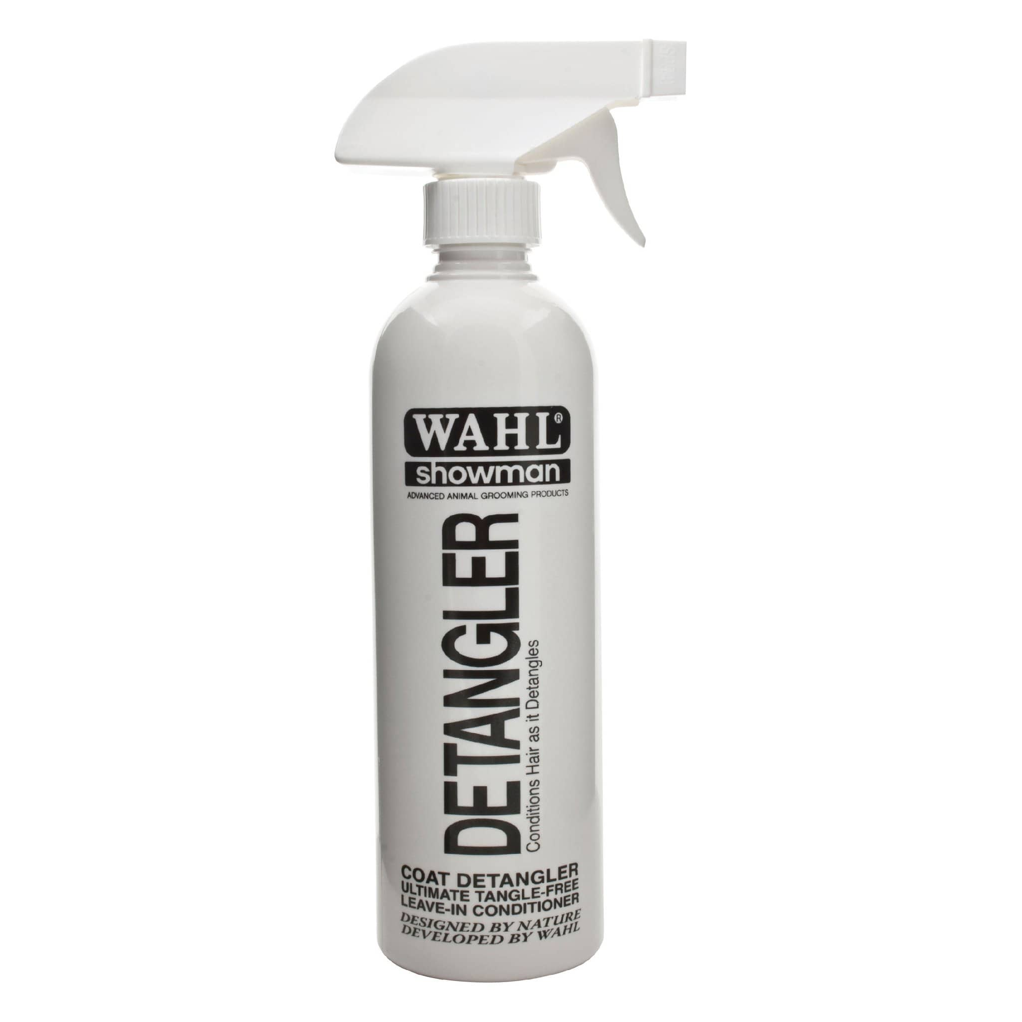 Wahl Showman Easy Groom Detangler 500ml WHL0135
