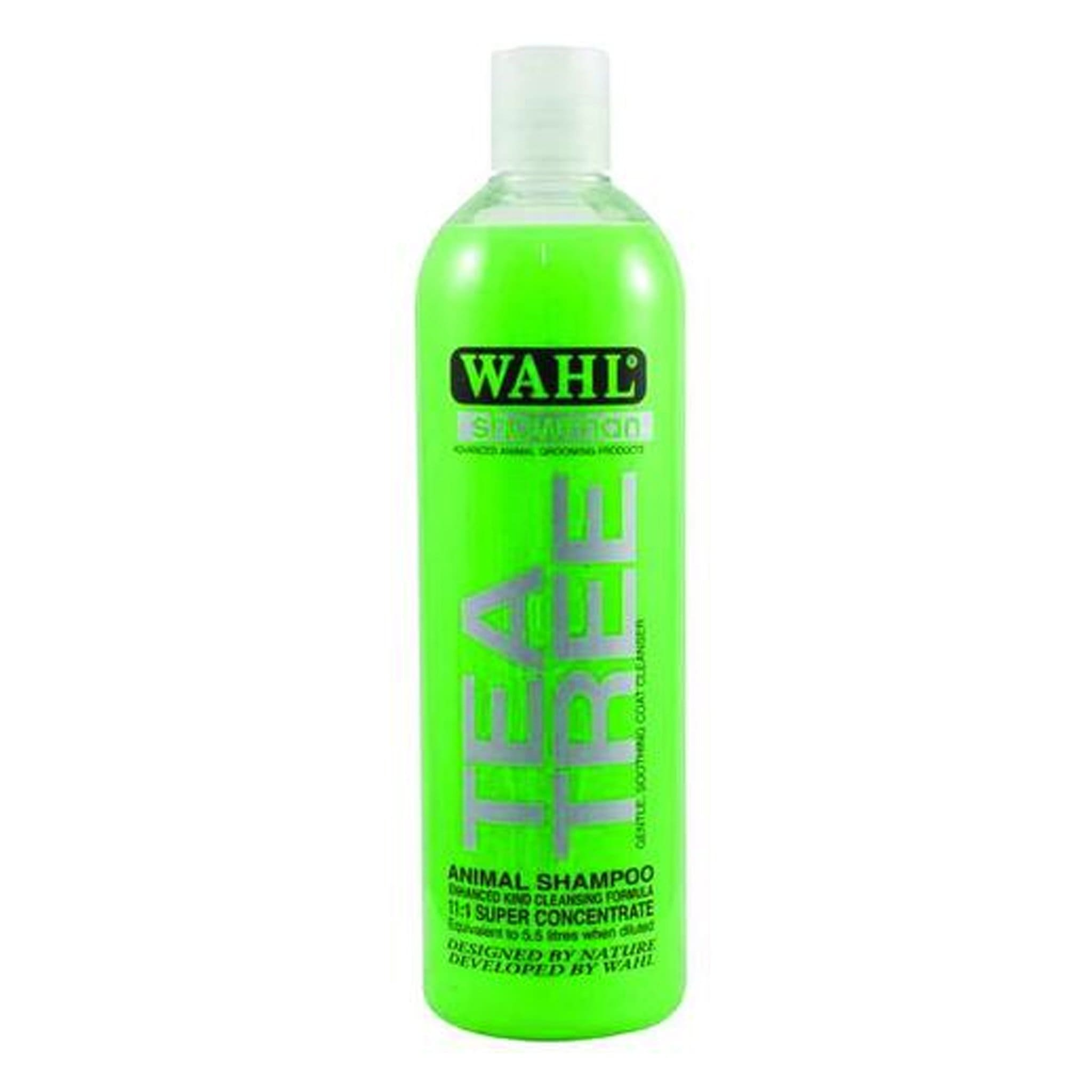 Wahl Showman Tea Tree Shampoo 500ml WHL0125